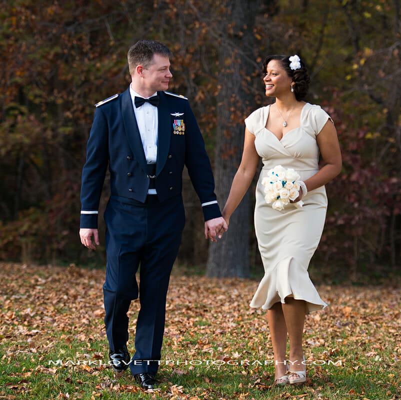 Air Force Wedding Ideas: Lisa & Steven Wedding At Andrews Air Force Base